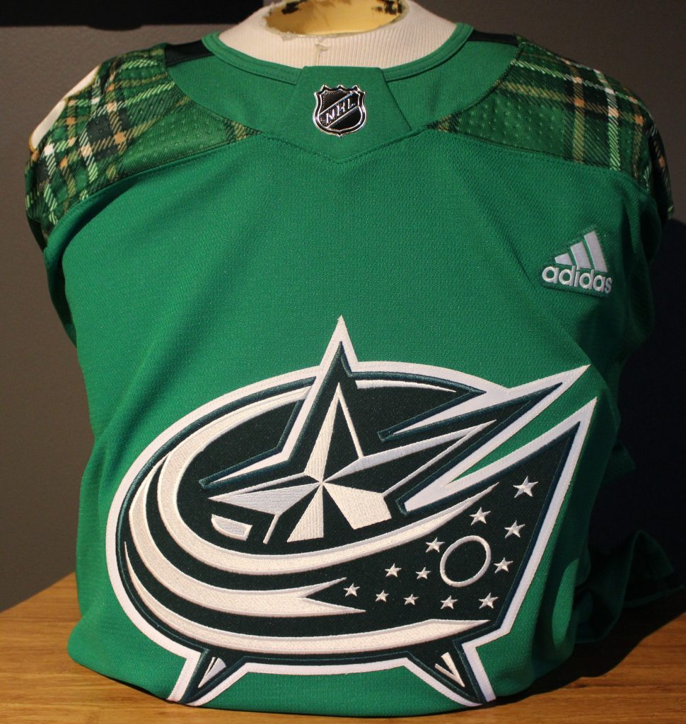 Special Jersey Auction