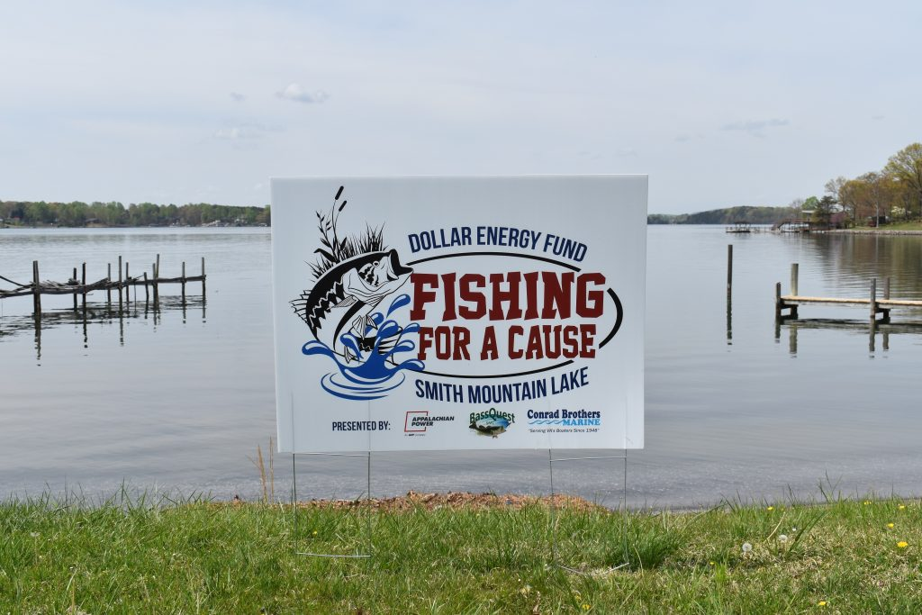 Fishing for a Cause